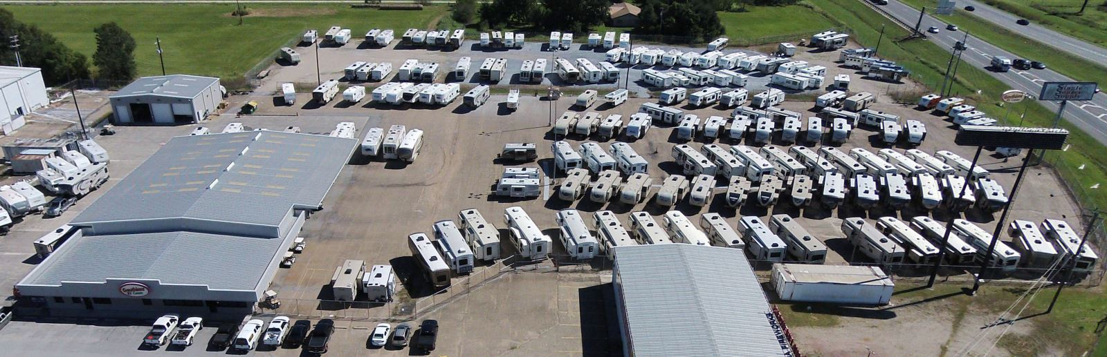 Fifth Wheels, Travel Trailers, Toy Haulers, Horse Trailers for Sale in Lafayette, LA