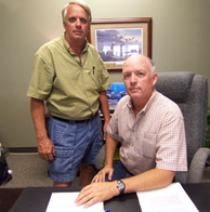 Owners, John and Jim Gauthier