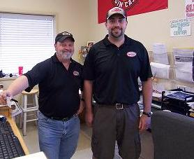Clark and Jeremy, RV Parts Experts