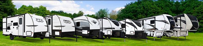 Prime Time RVs Now Available at Gauthiers'