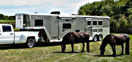 Alumastar Horse Trailers from Gauthiers RV