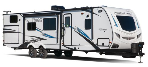 Freedom Express Travel Trailers